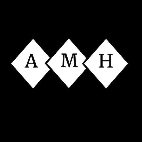 Amh menuiserie logo